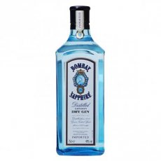 Bombay Sapphire Gin, 70 cl - 40°