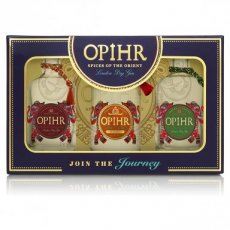 Opihr Regional Editions Giftpack 3 x 5cl, 15 cl - 43°