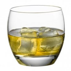 Glas Barrel Water-Whisky D80 H84 mm - 340ml