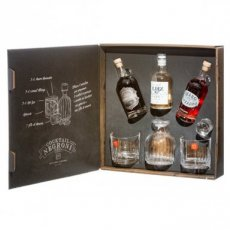 GRA_0011 Grappa Marzadro Negroni Cocktail Set 2, 60 cl