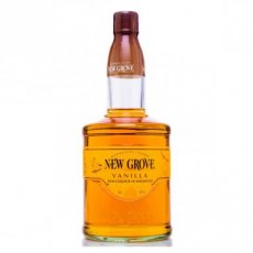 New Grove Vanilla Liqueur, 70cl - 26%