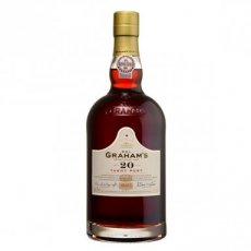 Graham's The Tawny 20 YO Port, 75cl - 20%