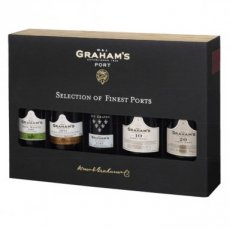 Graham's Port Set 5 x 5 cl - 19,8°