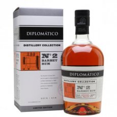 Diplomatico Distillery Collection n°2 - Barbet Column, 70 cl - 47°