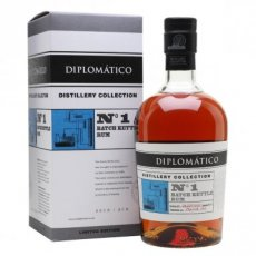 RUM_0118 Diplomatico Distillery Collection n°1 - Batch Kettle, 70 cl - 47°