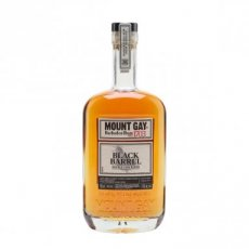 Mount Gay Black Barrel Double Cask Blend, 70 cl - 43°