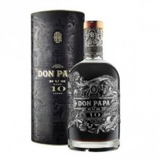 Rum Don Papa 10yo, 70 cl - 43°