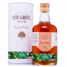 New Grove Villa Bague 2004, 70 cl - 45°