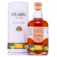 New Grove Beau Plan 2007, 70 cl - 45°