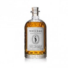 Merser Double Barrel Rum, 70 cl - 43,1°
