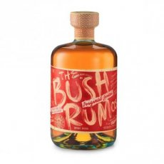 RUM_0580 Bush Rum Original Spiced, 70 cl - 37,5°