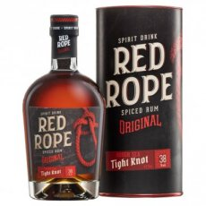 Red Rope Spiced Rum Spirit, 70 cl - 38°