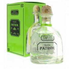 Tequila Patron Silver, 70cl - 40°