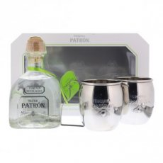 Tequila Patron Silver Mule Mug, 70 cl - 40°