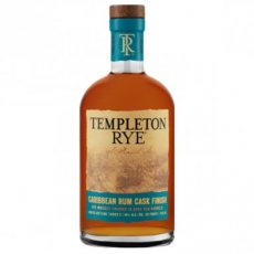 Templeton Rye Carribean Rum Cask Finish, 70 cl - 46°