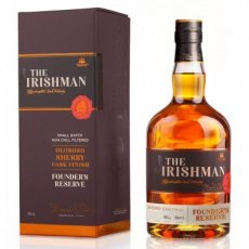 The Irishman Founders Reserve Sherry, 70 cl - 46°