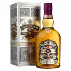 WHI_0569 Whisky Chivas Regal 12yo, 70 cl - 40°