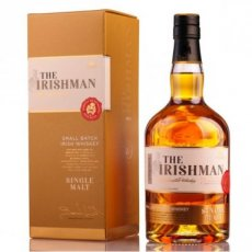 The Irishman Single Malt, 70 cl - 40°