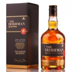 The Irishman Founder's Reserve, 70 cl - 40°