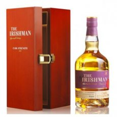 The Irishman Cask Strenght, 70 cl - 54°