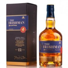 The Irishman 12yo, 70 cl - 43°